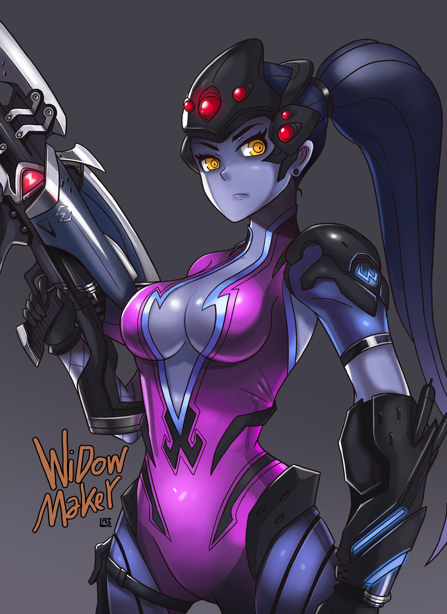 Widowmaker Mind-Blowing