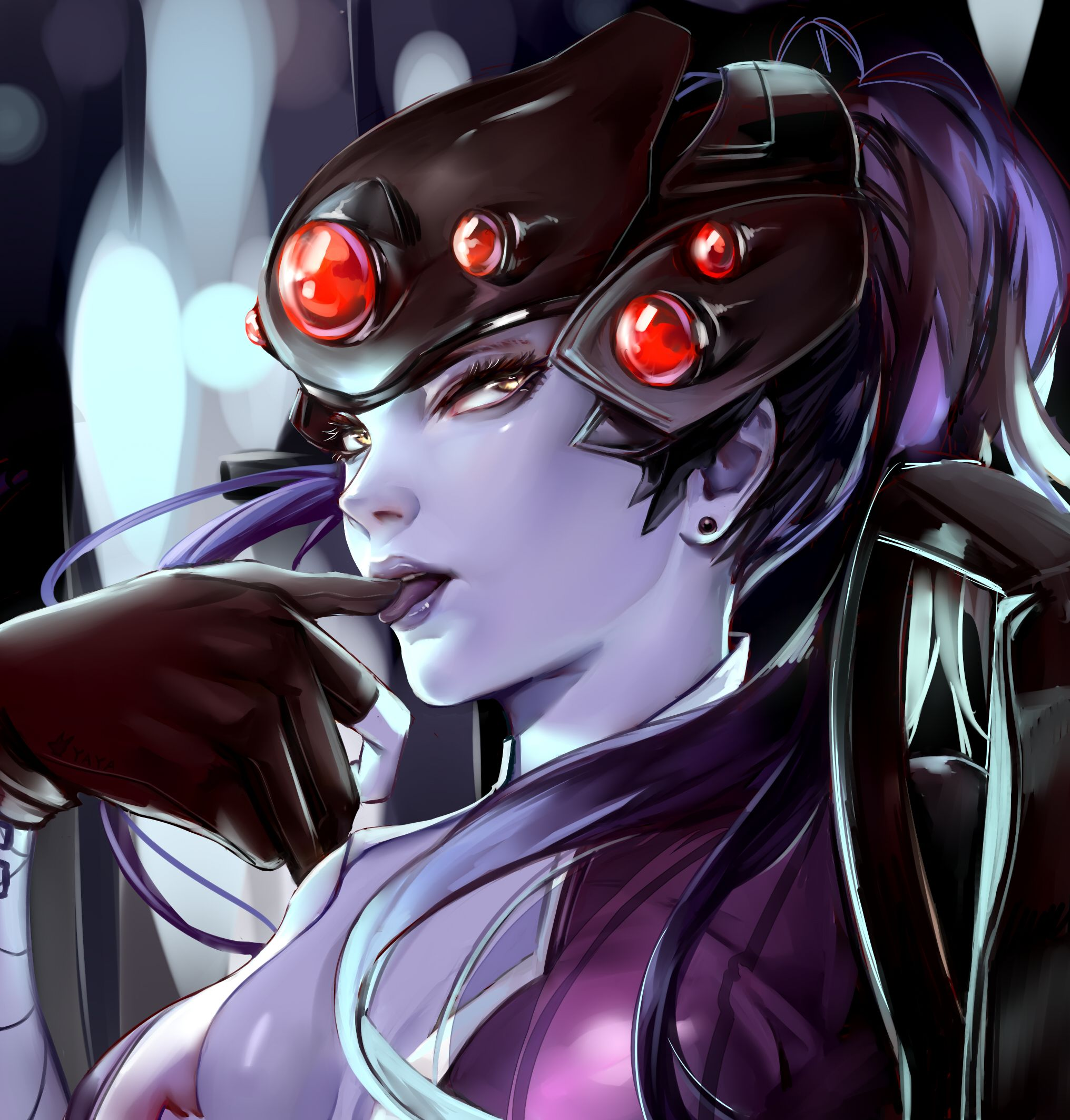 Widowmaker Pretty