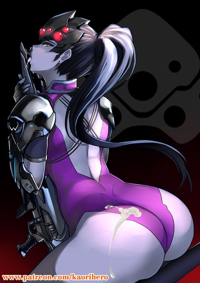 Widowmaker Sexy Booty