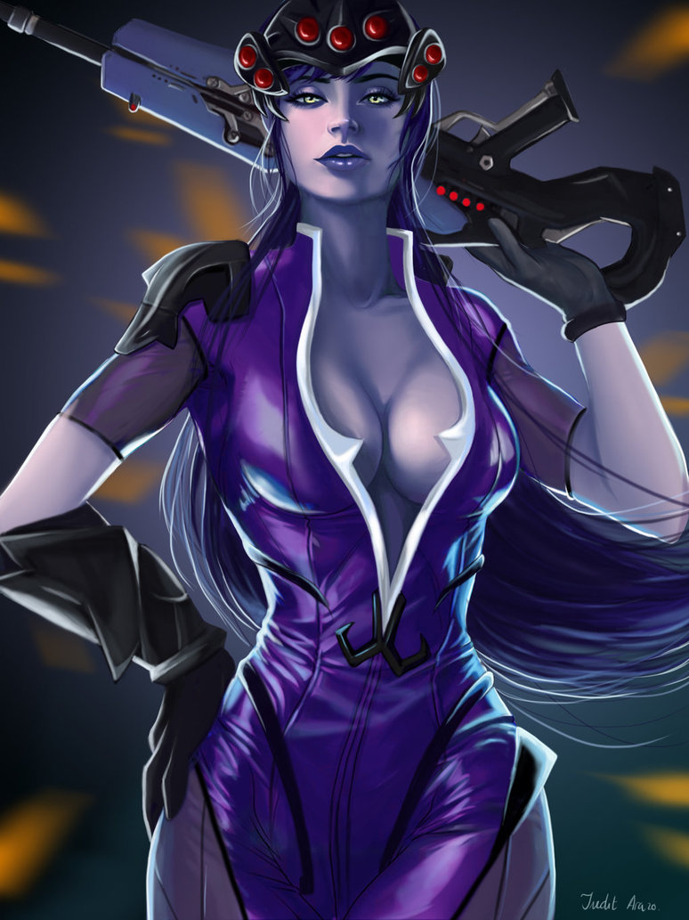Widowmaker Sexy Look