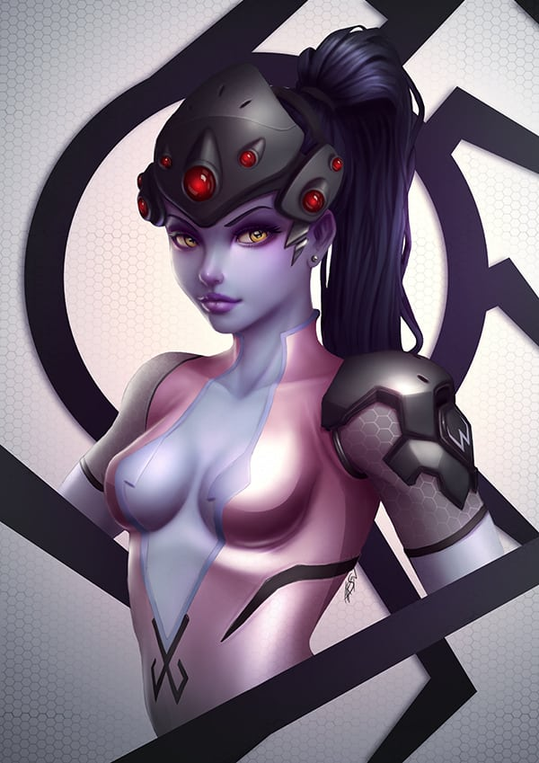 Widowmaker Sexy Pics
