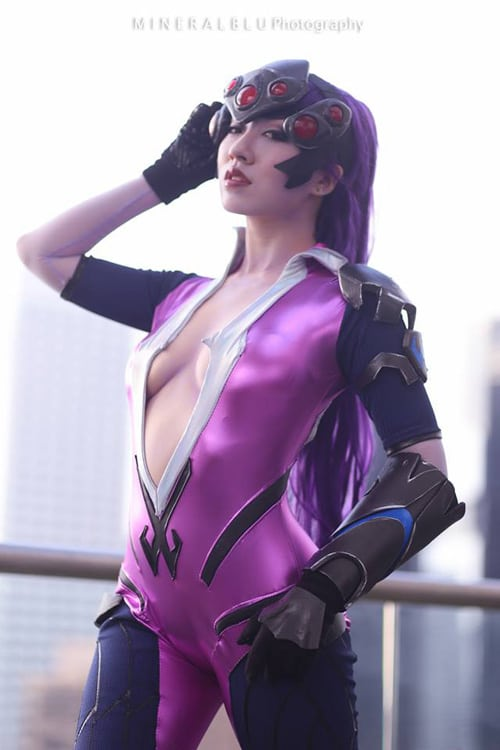 Widowmaker Too Sexy