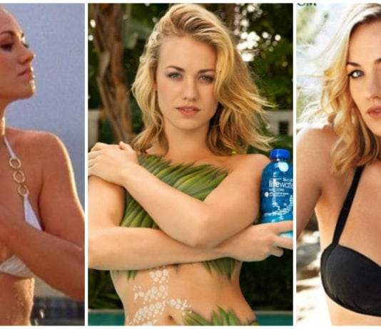 39 Hot Pictures Of Yvonne Strahovski - The Handmaid's Tale Actress