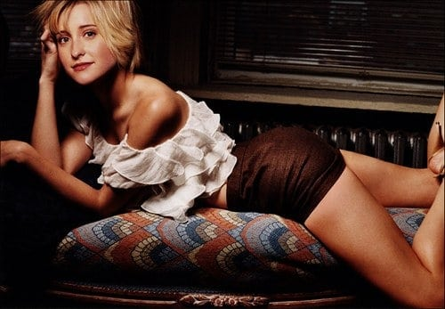 allison mack hot feet
