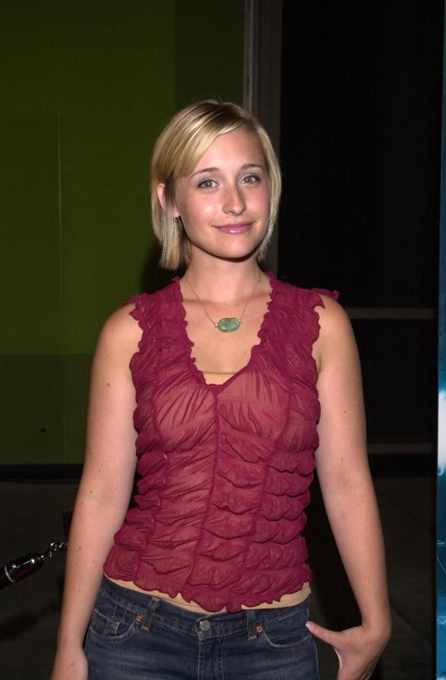 allison mack hot