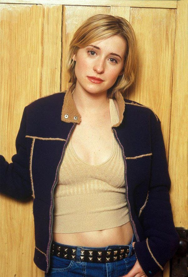 allison mack stunning