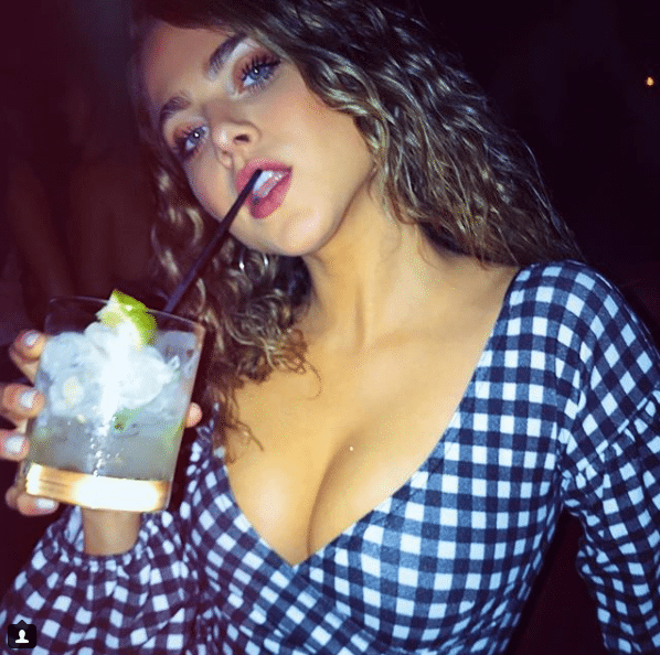 anne winters drinking