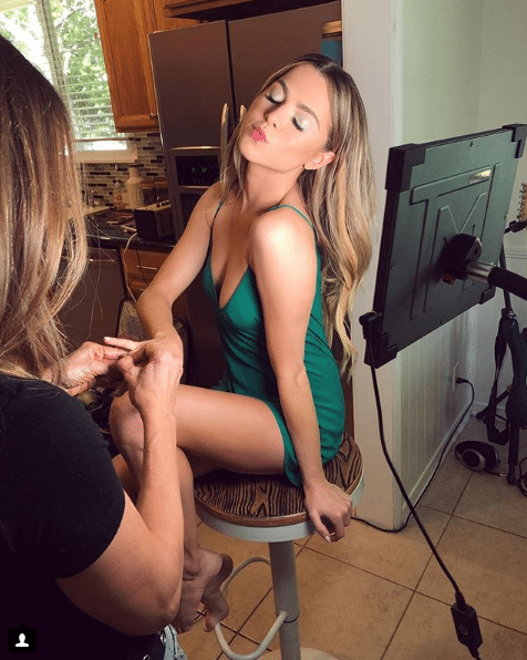 anne winters photoshoot