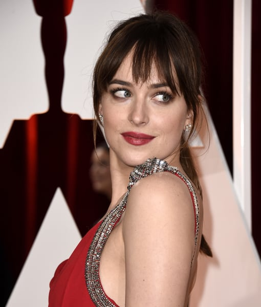 dakota johnson pretty