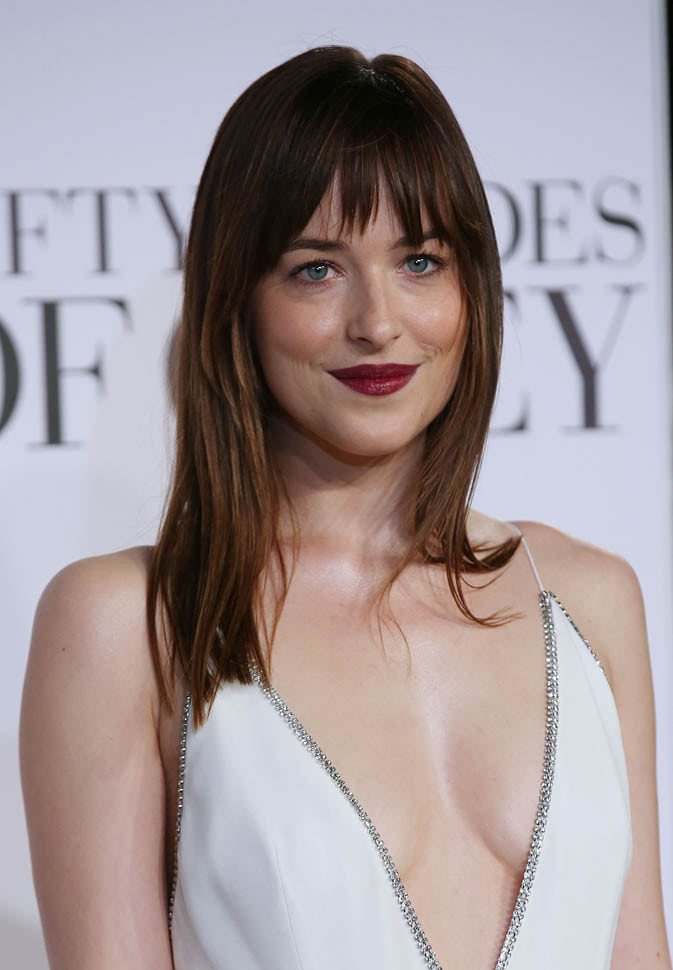dakota johnson smile