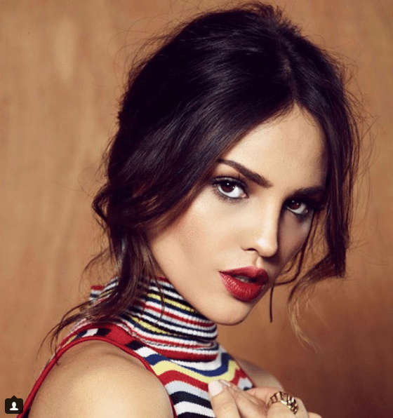 eiza gonzalez hot eyes