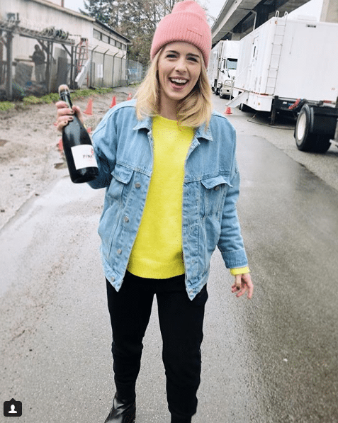 emily bett rickards outdoor