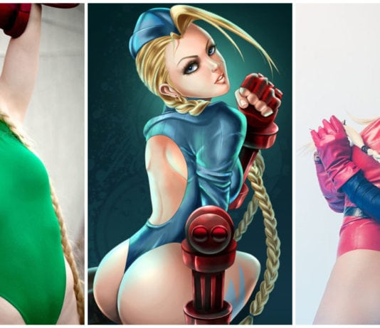 29 Hot Pictures of Cammy White From Street Fighter