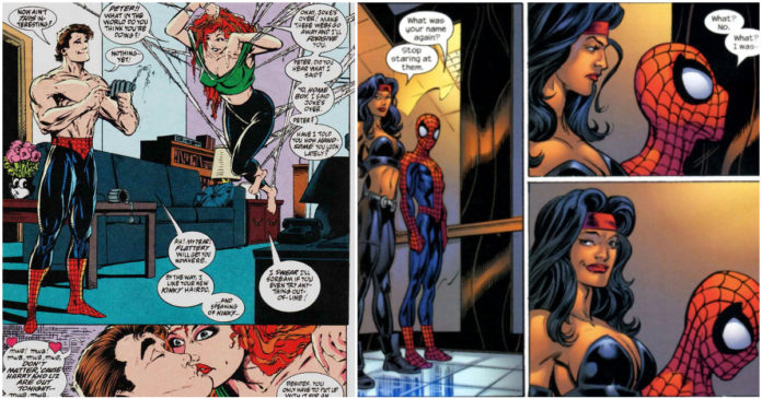 30 Hilarious Moments From Spiderman Comics Explain Why He -3297