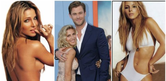 44 Hot Pictures Of Elsa Pataky - Chris Hemsworth's (Thor) Wife