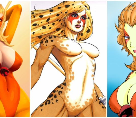 38 Hot Pictures Of Cheetara From Thundercats - One Of The Hottest 80's Cartoon Character