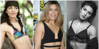28 Hot Pictures Of Juliana Harkavy - Black Canary In Arrow TV Series