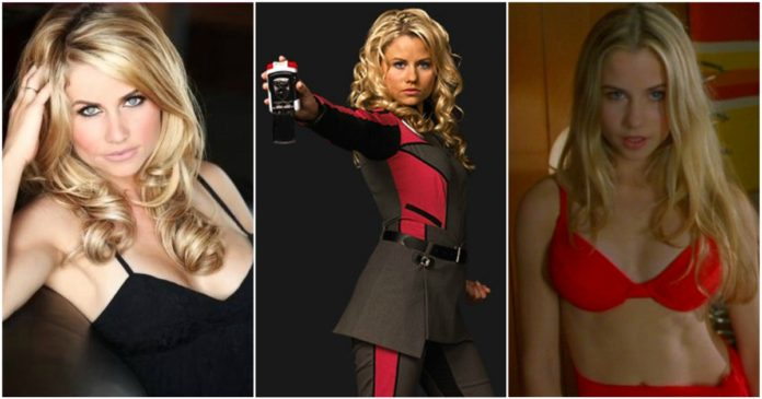 20 Hot Pictures Alycia Purrott - Pink Ranger In Power Rangers S.P.D