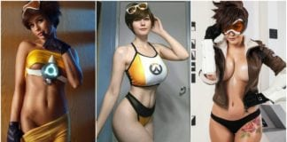 41 Hot Pictures of Tracer From Overwatch
