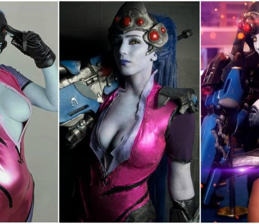 39 Hot Pictures Of Widowmaker From Overwatch
