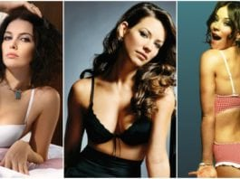28 Hottest Evangeline Lilly Lingerie Pictures - Ant-man And Wasp Actress
