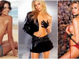 39 Hot Pictures Of Brooke Burns - Curvy Baywatch Babe