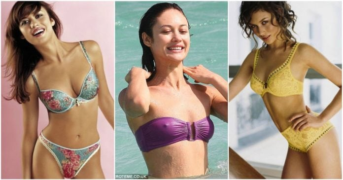 39 Hot Pictures Of Olga Kurylenko - Sizzling French Model And Actress