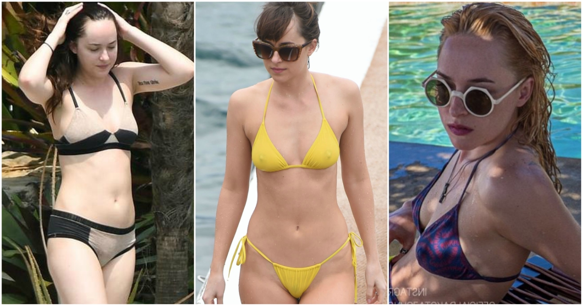 61 Hot Pictures Of Dakota Johnson Fifty Shades Of Grey Actress