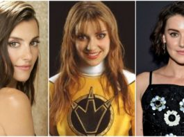 22 Hot Pictures Of Emma Lahana - Yellow Ranger In Power Rangers Dino Thunder