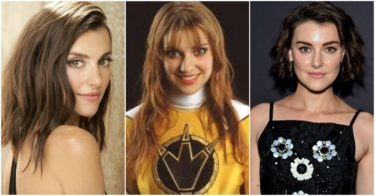 22 Hot Pictures Of Emma Lahana - Yellow Ranger In Power