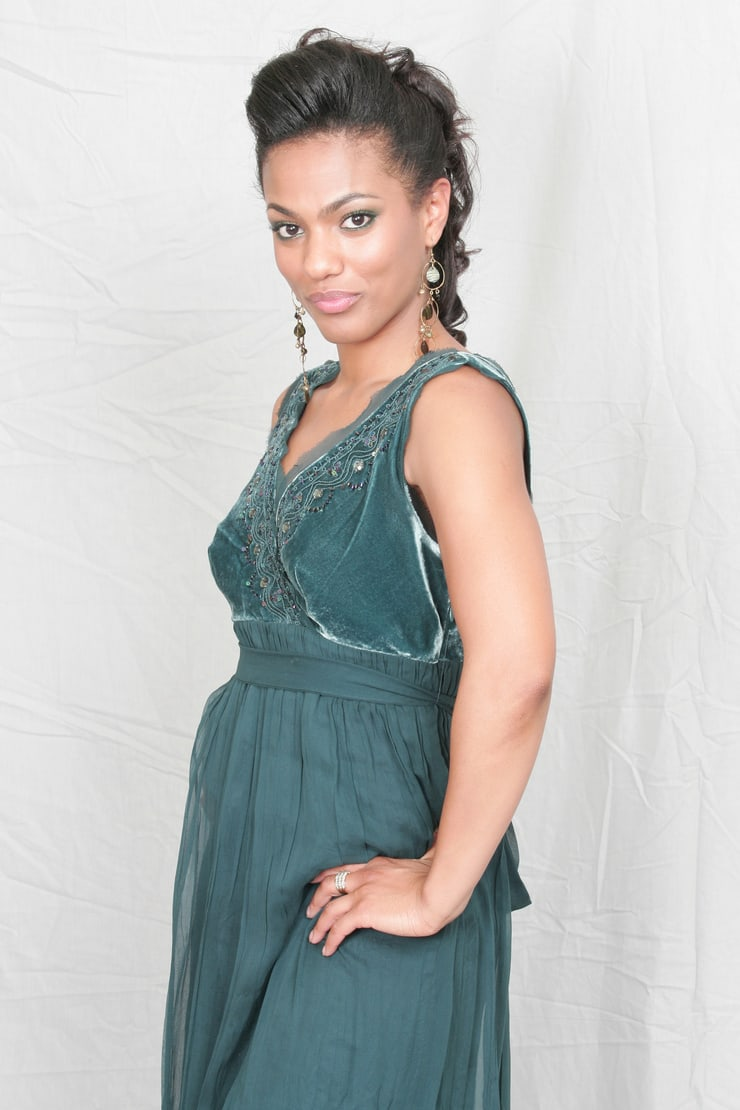 freema agyeman pretty