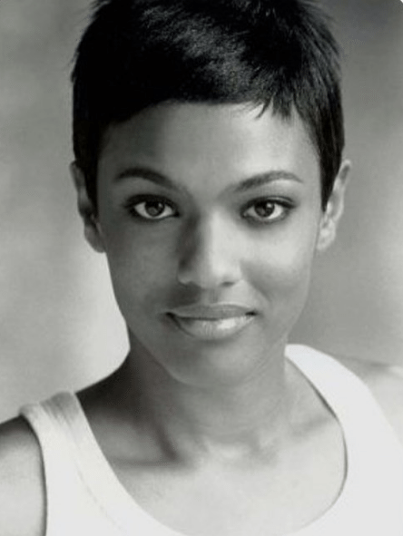 freema agyeman short hair