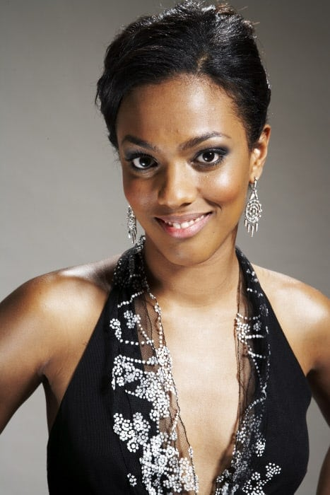 freema agyeman smile