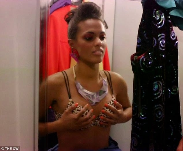 freema agyeman too hot