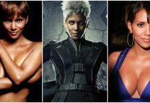 37 Hot Pictures Of Halle Berry - Storm In X-Men Movies