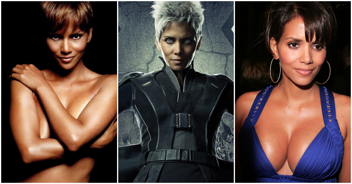 37 Hot Pictures Of Halle Berry - Storm In X-Men Movies-5926
