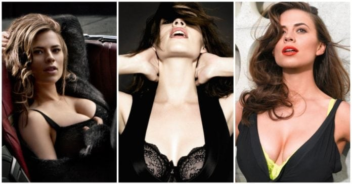 37 Hottest Hayley Atwell Bikini And Lingerie Pictures, Images And Gifs