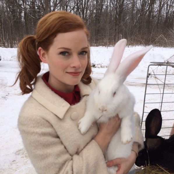 jane levy animal lover