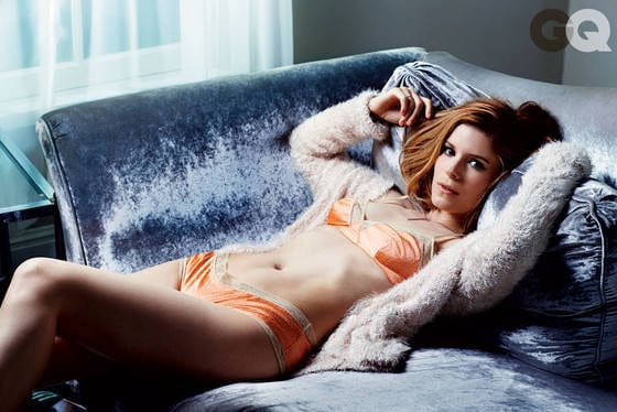 kate mara hot lingerie