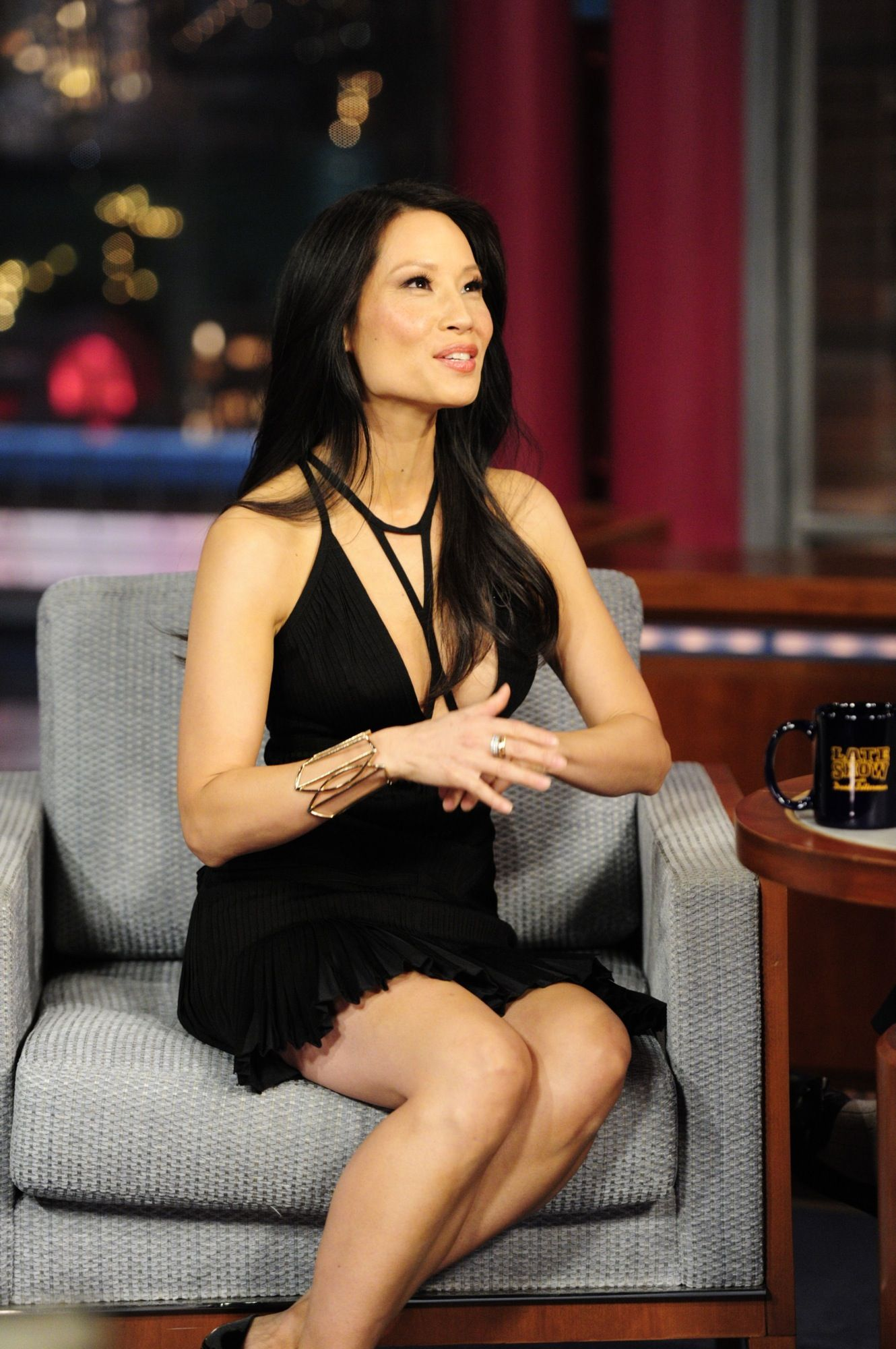 lucy liu beautiful