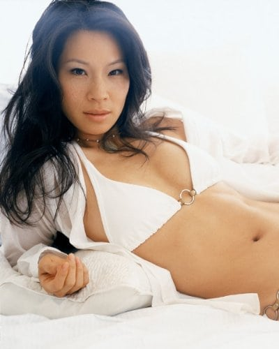 lucy liu hot body