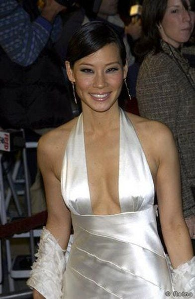lucy liu outdoor