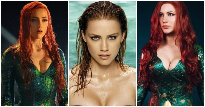 35 Hot Pictures Of Mera From Aquaman Movie