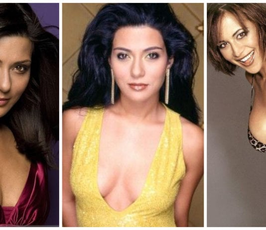 35 Hot Pictures of Marisol Nichols From Riverdale