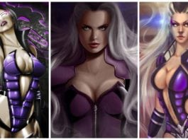 32 Hot Pictures Of Sindel From Mortal Kombat