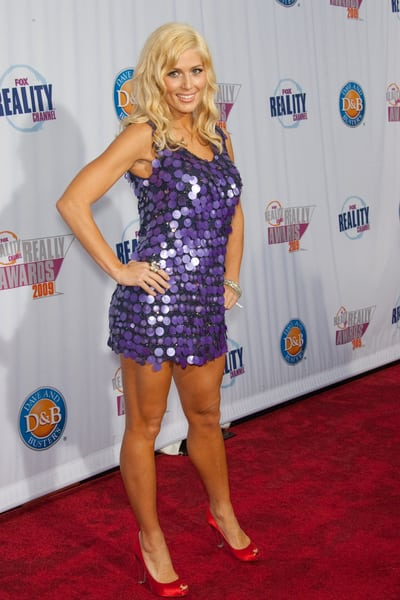 torrie wilson red carpet