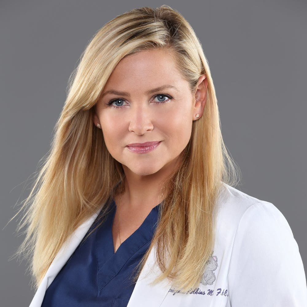 Jessica Capshaw Hot Pictures