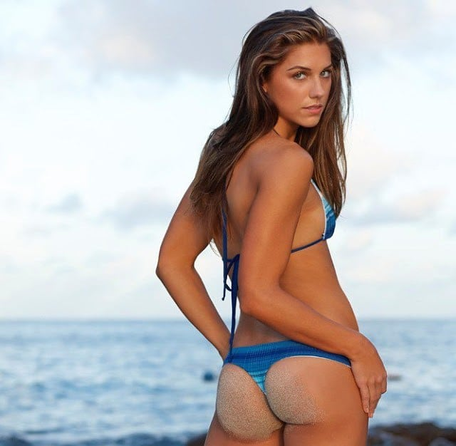 Alex Morgan Sexy Ass