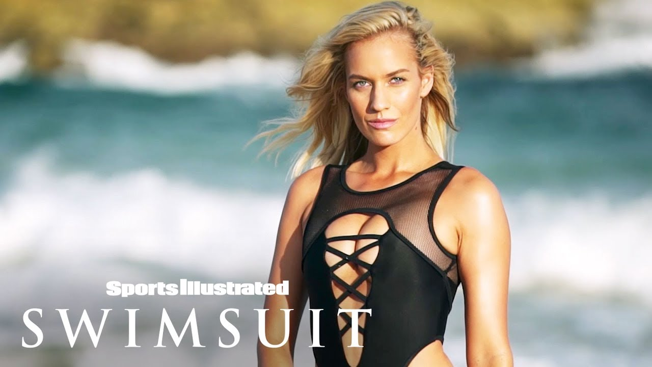 Paige Spiranac Hot in Swimsuit