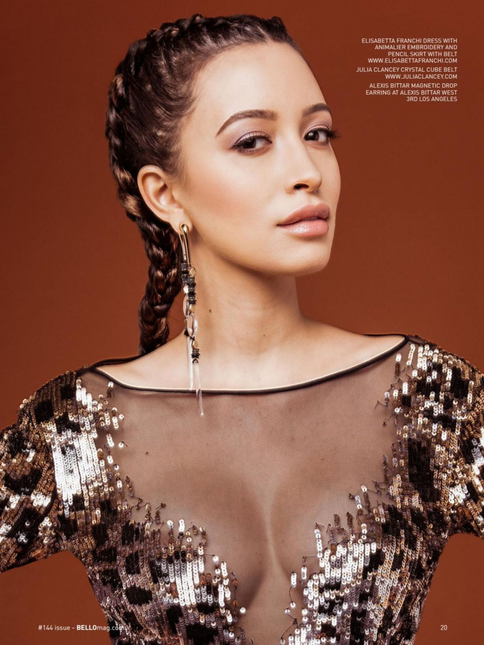 Christian Serratos Hot Pictures